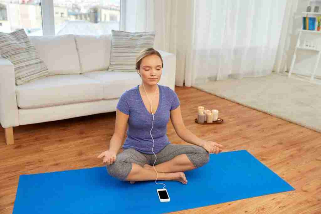 Free Yoga Apps for Beginners At-Home