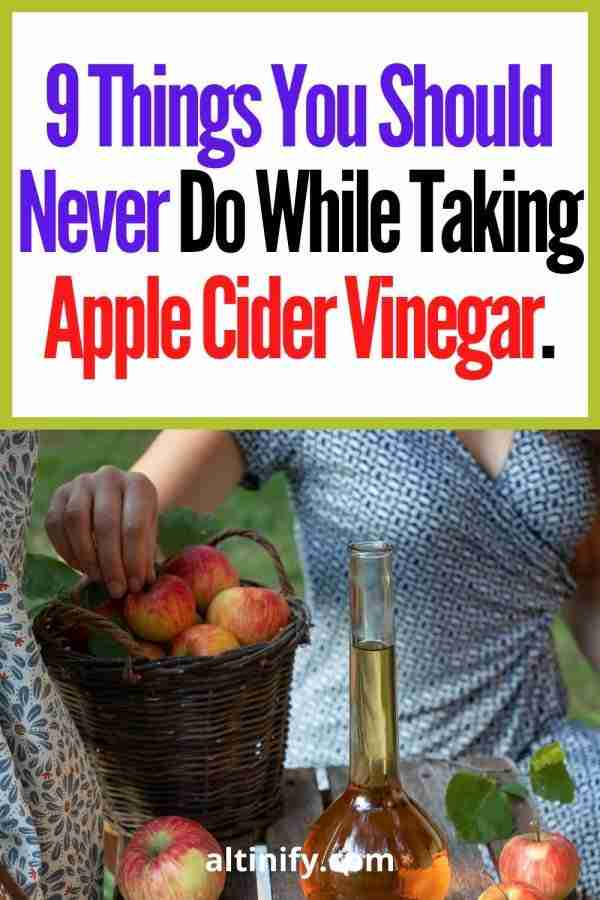 Are You Making These 9 Mistakes: Can I Drink Coffee After Taking Apple Cider Vinegar?