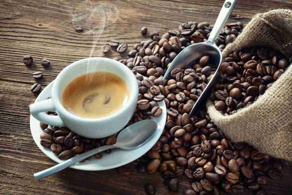 is coffee good for weight loss