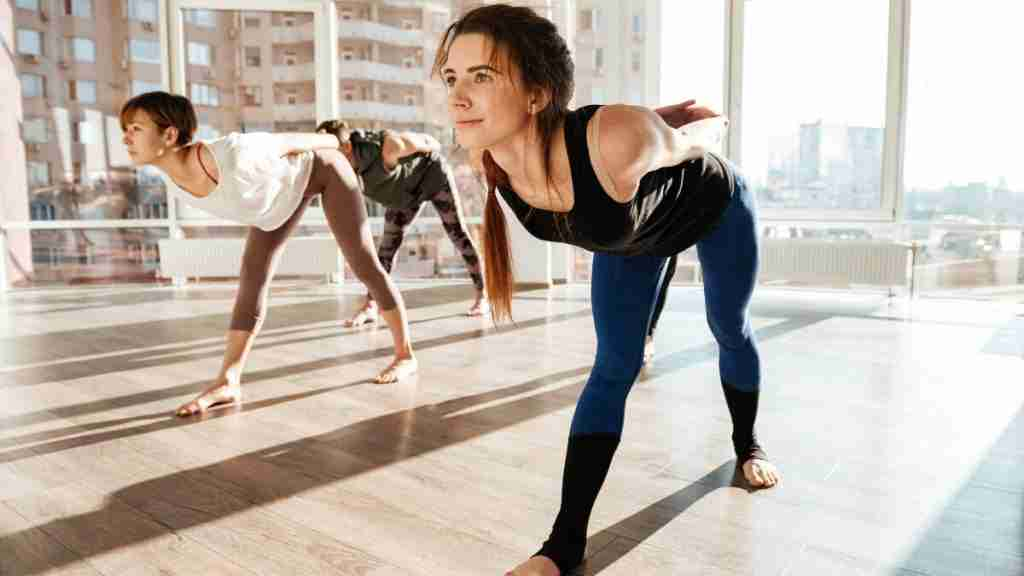 The Differences Between Hot And Regular Yoga