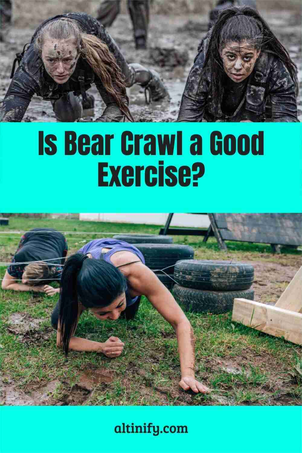 Is Bear Crawl a Good Exercise? YES, and Here\'s WHY.