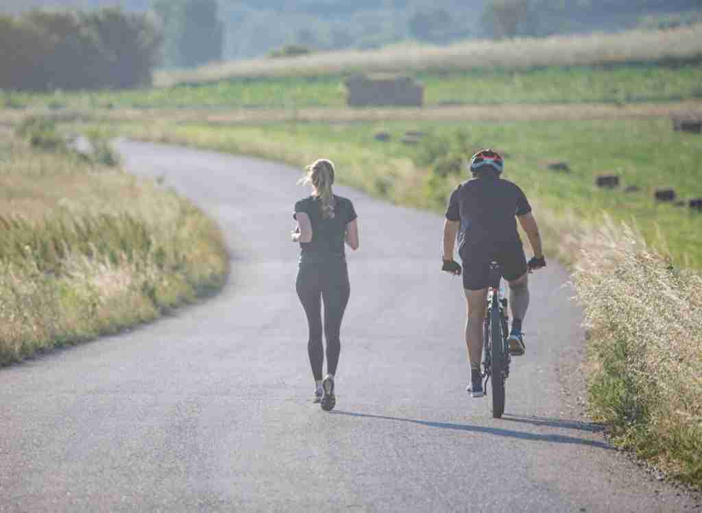 Cycling or Running for Belly Fat