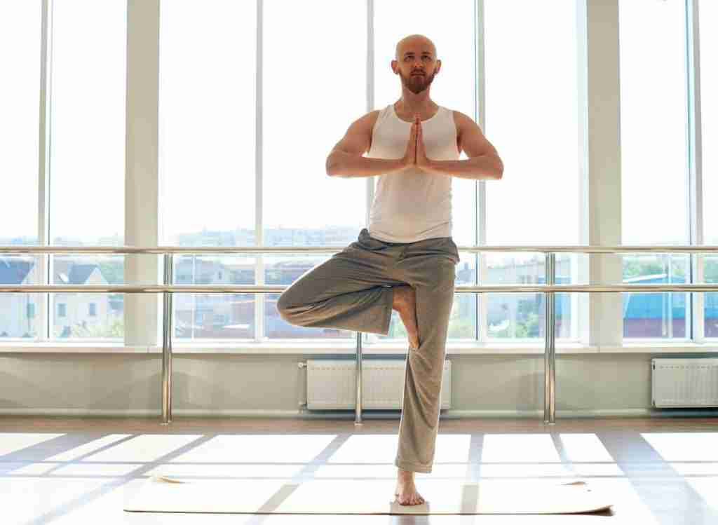 How long does it take to build muscle with yoga