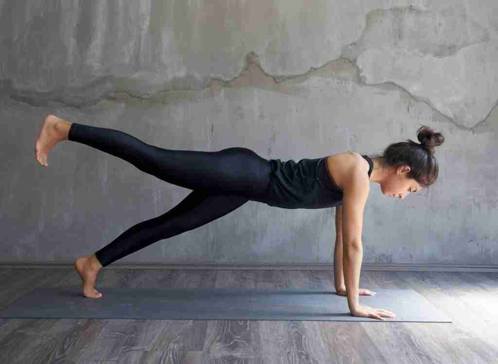 How long it takes to build muscle with yoga