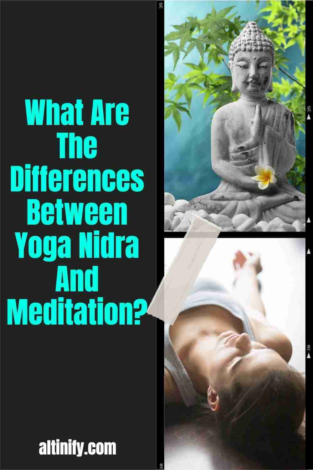 Yoga Nidra vs Meditation: What Are The Differences?